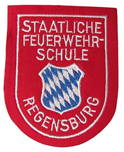 Feuerwehrschule - Regensburg - Ärmelabzeichen - Abzeichen - Aufnäher - Patch - Motiv 1