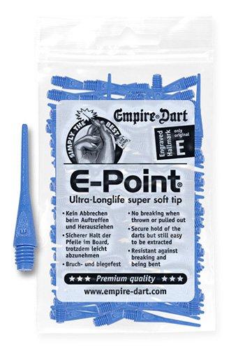 lang, 250 Empire E-Point-Dartspitzen 20010 2BA