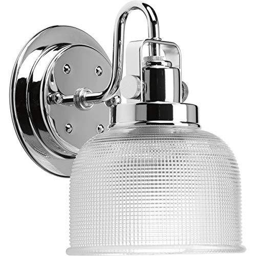 1-100W MED Bath Bracket, 1-Pack, Polished Chrome - Progress Lighting P2989-15