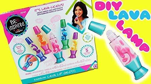 Be Inspired Lava Lip Gloss Kit