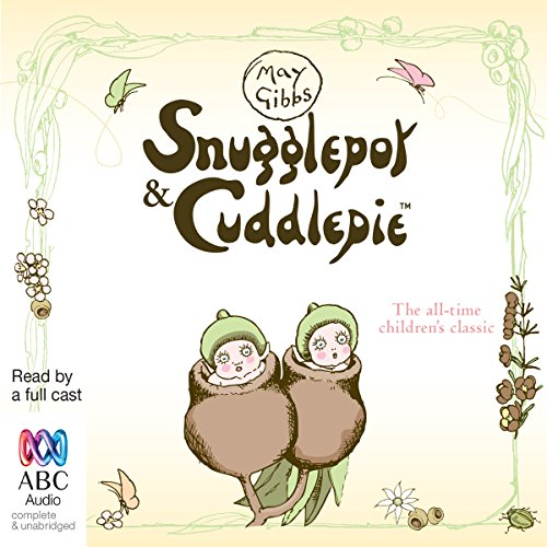 Snugglepot and Cuddlepie cover art
