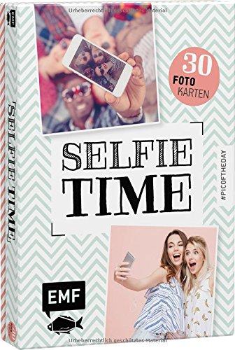 Selfie Time!: 30 Fotokarten für dein #picoftheday