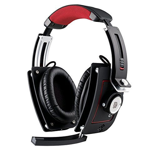 Tt eSPORTS Level 10M Gaming Headset HT-LTM010ECBL