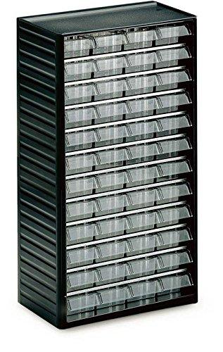 Kleinteilemagazin 551-3, BxTxH 310x180x550 mm