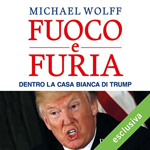 Fuoco e furia cover art