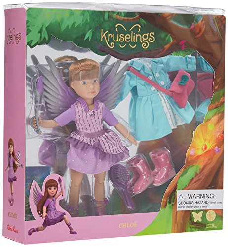Käthe Kruse 26826 Chole Kruselings (Deluxe Set)