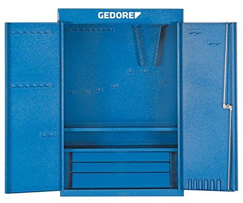 GEDORE 1400 L Werkzeugschrank, leer, 970x650x250 mm