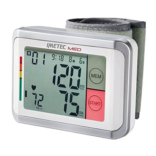 misuratore pressione imetec Imetec MED BP1 100 Provapressione da Polso