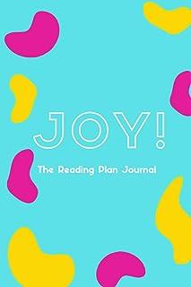 JOY!: The Reading Plan Journal