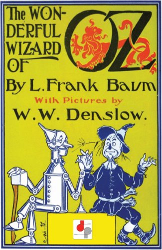 The Wonderful Wizard of Oz (Illustrated) (English Edition)