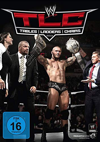 WWE - TLC 2013: Tables, Ladders & Chairs 2013