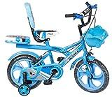 Speed bird cycle industries 14T Single Speed Kids Cycle - Blue
