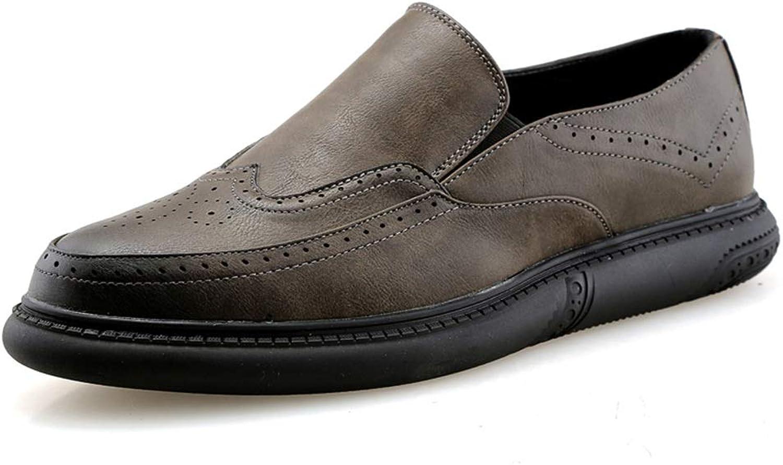Top Low Casual Oxford Fashion Men's color Restore shoes