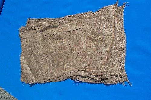 Sandsack Jute 30 x 60 cm mit Bindefaden 50 Stk.