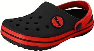 Surf Childrens/Infants IAM Unisex Boys Girls Beach Clogs Mules Sandals Slip On Shoes