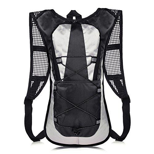 Vbiger Impermeabile Zaino 5L/30L/32L per Ciclismo/Running/Escursionismo/Alpinismo/viaggio/bici
