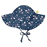 i play. by green sprouts Baby Girls Brim Hat | All-Day UPF 50+...