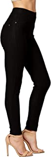 Conceited Premium Jeggings for Women - Full and Capri...