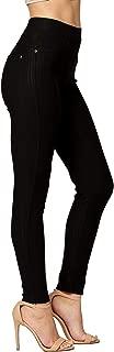 Premium Jeggings for Women - Full and Capri Length -...