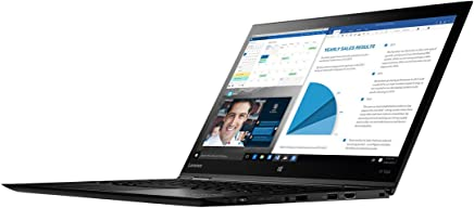 "Lenovo Thinkpad X1 Yoga 3rd Gen 20LD001FUS 14"" HDR WQHD (2560x1440) Touchscreen 2-in-1 Ultrabook - Intel Core i7-8650U Processor, 16GB RAM, 512GB PCIe SSD, Windows 10 Pro"