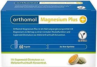 Orthomol Magnesium Plus 60 Capsules