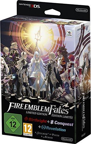 Preisvergleich Produktbild Fire Emblem Fates: Limited Edition - [3DS]