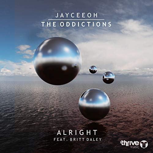 Jayceeoh & The Oddictions feat. Britt Daley