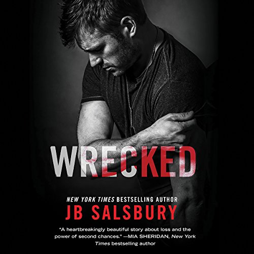 Couverture de Wrecked
