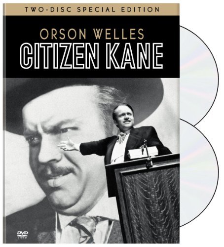 Citizen Kane (Two-Disc Special Edition) by Orson Welles