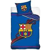 Dekbedovertrek FC Barcelona katoen 140 x 200 cm