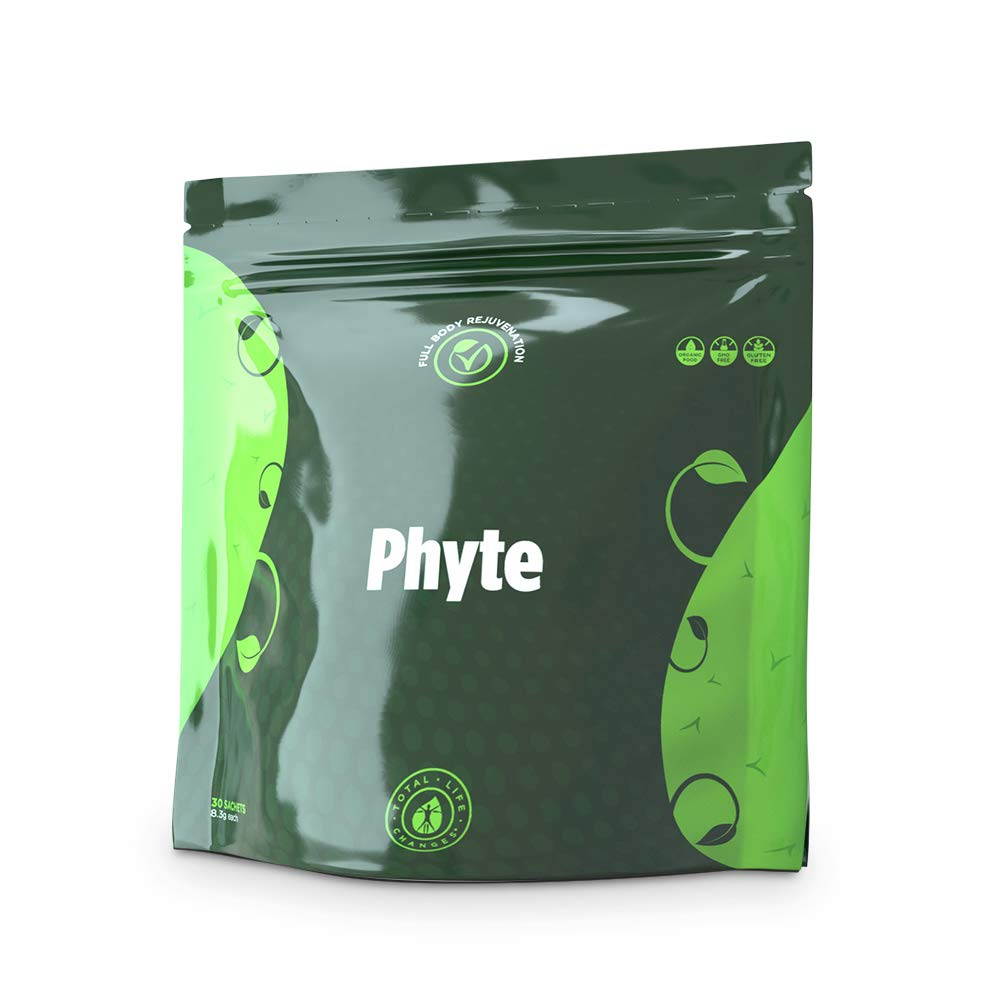 TLC Total Quantity limited Life Changes Phyte Vegetable Rapid rise Daily Rejuvenation Drink