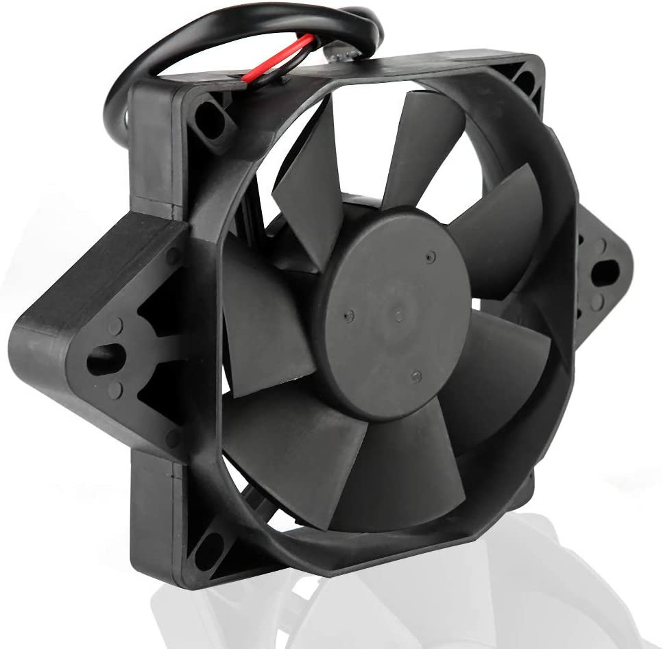 Electric Quality inspection Engine Cooling Sales results No. 1 Fan Radiator Motorcycle Go Kart ATV for