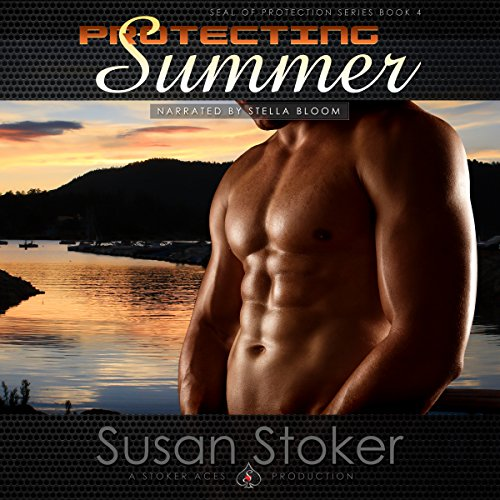 Protecting Summer audiobook cover art