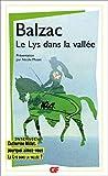 Le Lys dans la vallée (GF t. 1451) - Format Kindle - 9782081253209 - 3,99 €