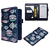 WALNEW Waitress Book Server Wallet Waiter Book Guest Check Pad Holder with Money Pocket Pe...