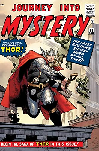 The Mighty Thor Omnibus Vol. 1