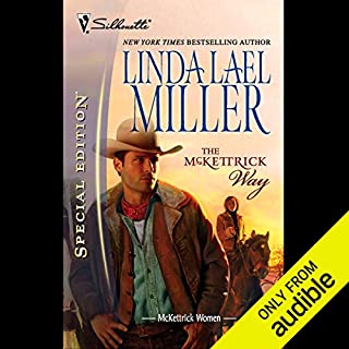 The McKettrick Way audiobook cover art