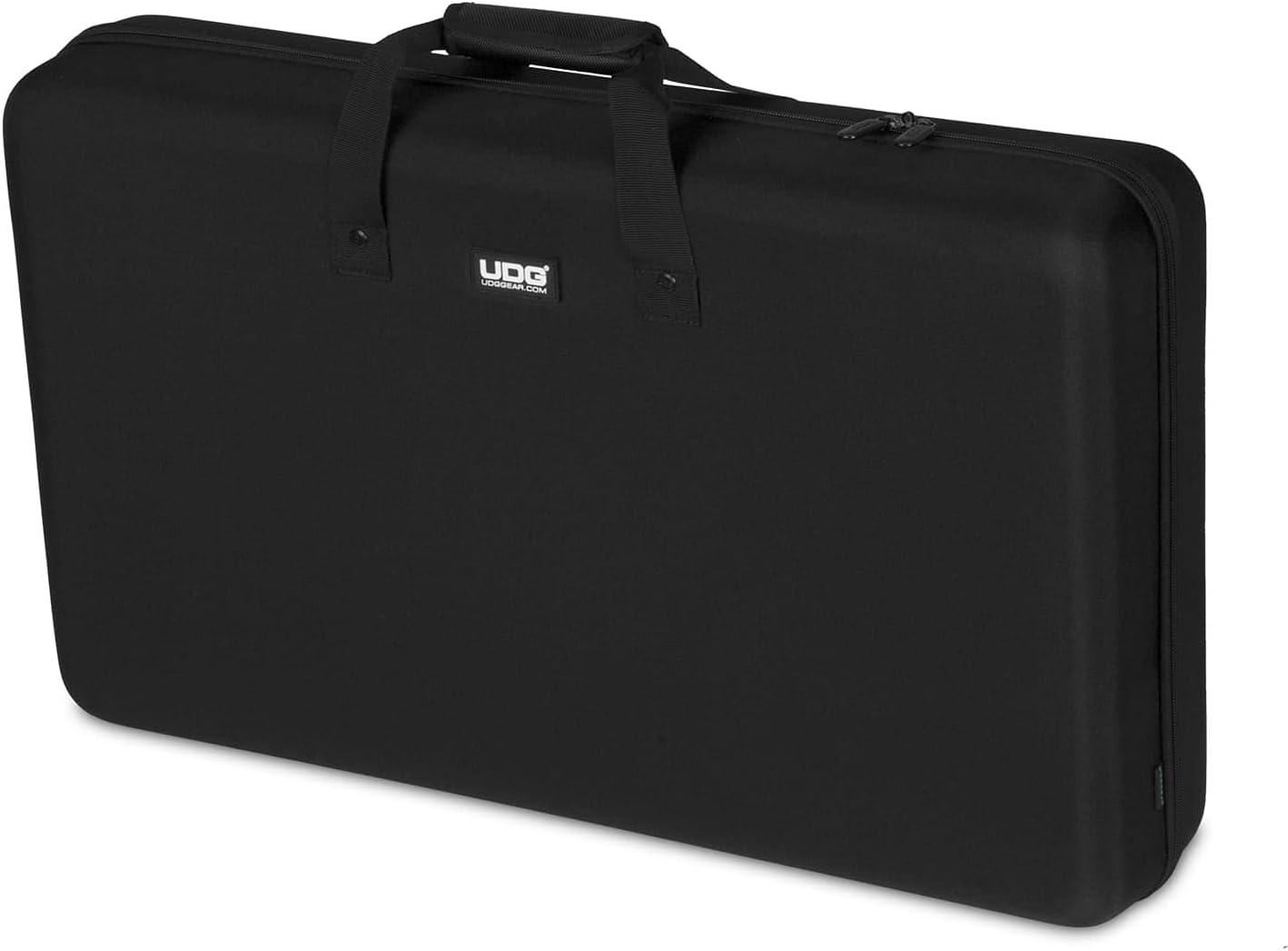 UDG Creator Controller U8303BL - Funda para mesa de DJ, tamaño extragrande, color negro