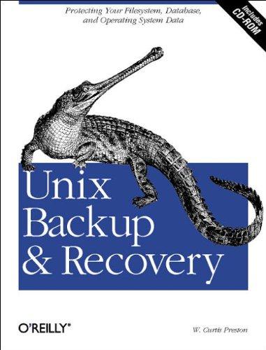 UNIX Backup & Recovery (Classique Us)