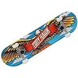 Tony Hawk 180 - Skateboard complet Wingspan - motif ailes déployées - 8'