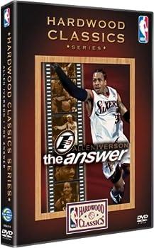 NBA HARDWOOD CLASSICS SERIES  ALLEN IVERSON  THE ANSWER