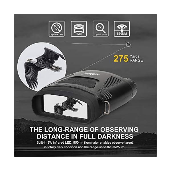 USCAMEL® HD 10x26 Binoculars Powerful Zoom Long Range 5000m Professional Waterproof Folding Telescope Wide Angle Vision Hunting