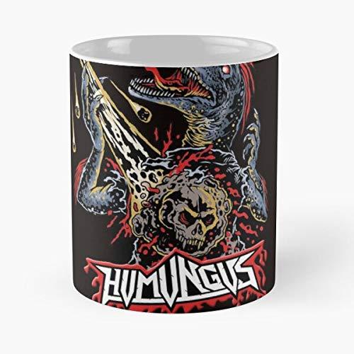 Electro Guitar Humungus Player Heavy Guitarist Metal Hardrock Us Best 11 oz Kaffeebecher - Nespresso Tassen Kaffee Motive