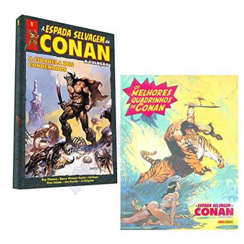 A Cidadela dos Condenados: Col. A espada selvagem de Conan - Vol. 1