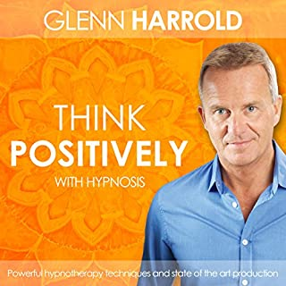 Learn How to Think Positively audiobook cover art