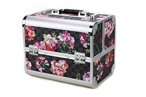Glow Vanity/Beauty case/Maquillage Sac/Trousse de toilette/Cosmétique Organisateur (MC 23)