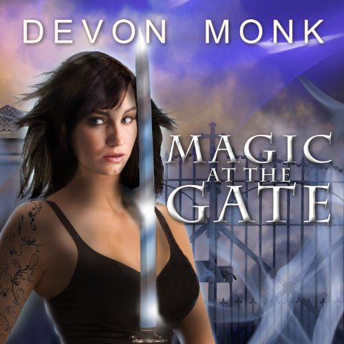 Magic at the Gate audiobook cover art