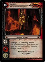 LOTR TCG PROMO SAURON THE LORD OF THE RINGS 0P54