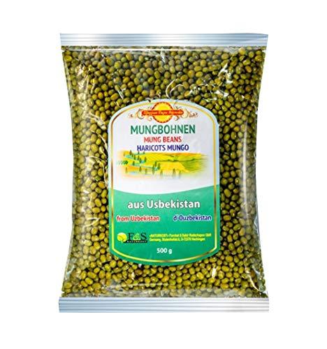 grüne Mungbohnen Mungbohne 500g Lunjabohne Jerusalembohne Бобы Мунг Маш