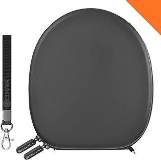 Geekria Bose QuietComfort QC3, QC2, QC25, QC15, AE2w, AE2i, AE2, TP-1, OE, OE2, OE2i, On-Ear, Grado, ATH, AKG, JBL,Google Glass ヘッドホンキャリングケース / バッグ、ケーブル、 AMP、部品および付属品を収容する余地がある / Headphone Full Size Hard Carrying Case